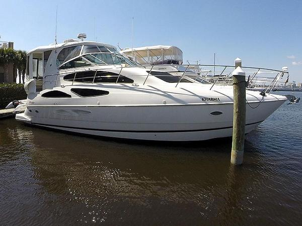 Used Cruisers Yachts 455 Express Cruiser Boat For Sale