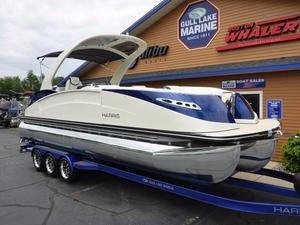 New Harris Crowne SL 250 Pontoon Boat For Sale