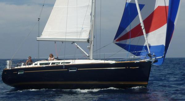 Used Jeanneau 42I Sloop Sailboat For Sale