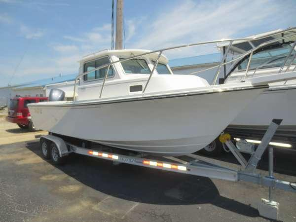 New Parker Boats 2320 SL Sport Cabin Freshwater Fishing Boat For Sale