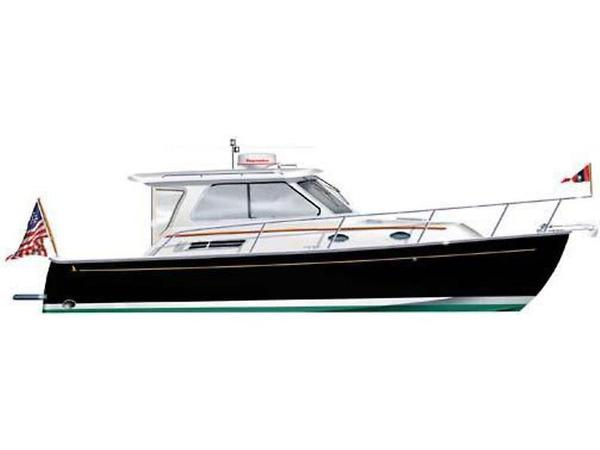 Used Back Cove 33 Express Lobster Fishing Boat For Sale