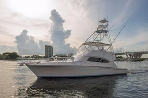 Used Bertram 570 Saltwater Fishing Boat For Sale