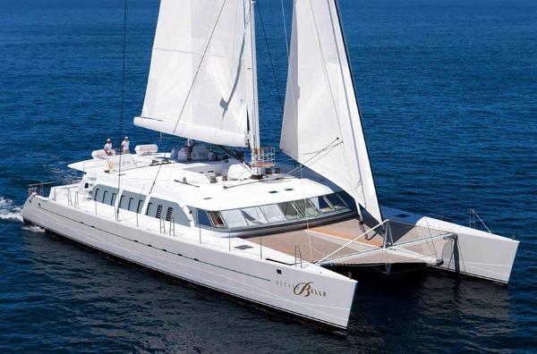 Used Cmn Catamaran Sailboat For Sale