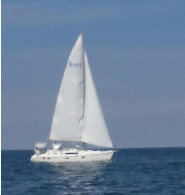 Used Hunter 376 Sloop Sailboat For Sale