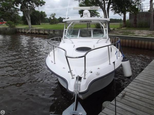 Used Seaswirl 2901 WA Walkaround Fishing Boat For Sale