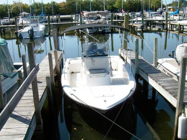 Used Century Cc 1902 Inshore Center Console Saltwater Fishing Boat For Sale