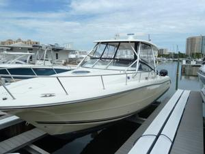 Used Triton 351 Express Cuddy Cabin Boat For Sale