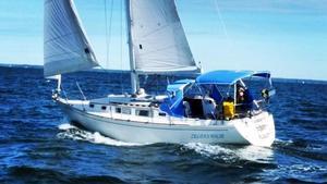 Used Sabre Yachts 32 Sloop Sailboat For Sale