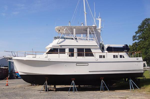 Used Ocean Alexander 423 Classicco Trawler Boat For Sale