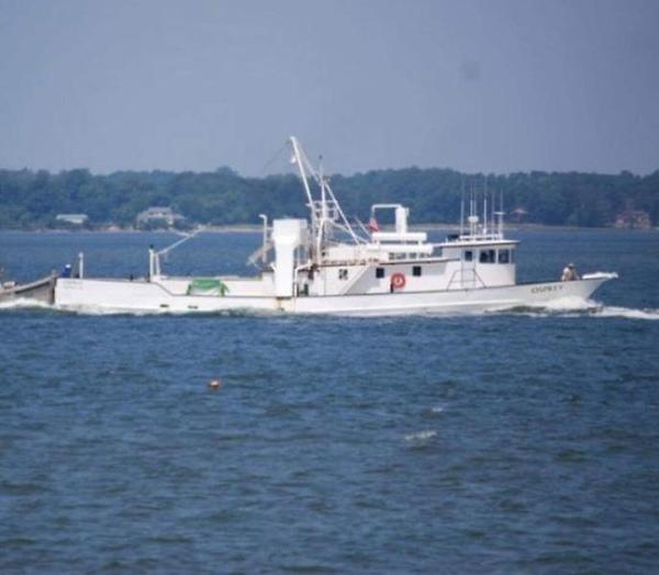 Used Custom Commercial Fishing Vessel Commercial Boat For Sale