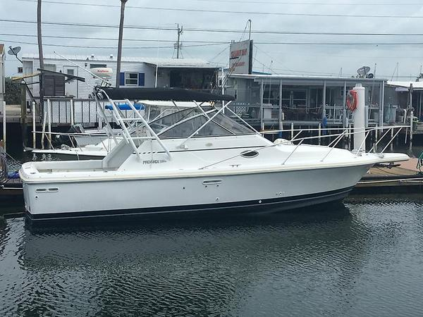 Used Phoenix 27 Tournament Sports Fishing Boat For Sale
