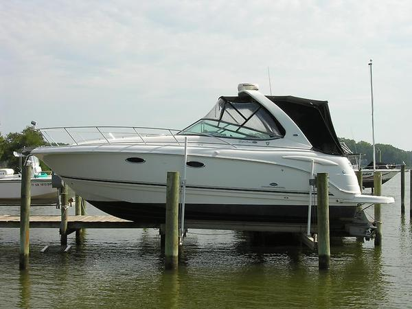 Used Chaparral Signature 310 Cruiser Boat For Sale