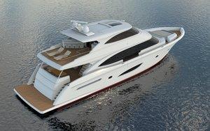 New Viking Motor Yacht For Sale