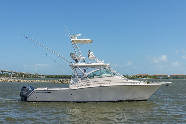 Used Grady White Sports Fishing Boat For Sale