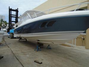 Used Intrepid 400 Cuddy Cabin Boat For Sale