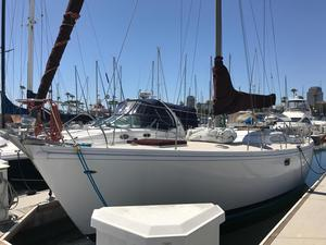 Used Columbia 39 Cruiser Sailboat For Sale