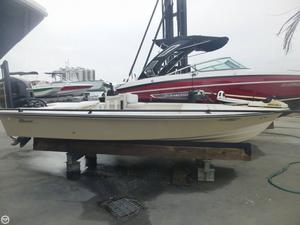 Used Maverick 18 Master Angler Flats Fishing Boat For Sale