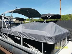 New Sweetwater Sunrise SW 186 C Pontoon Boat For Sale