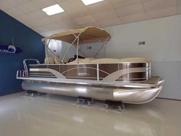 New Sylvan Mirage 8522 Party Fish CNF Pontoon Boat For Sale