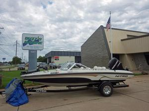 Used Nitro 189 Sport Ski and Fish Boat For Sale