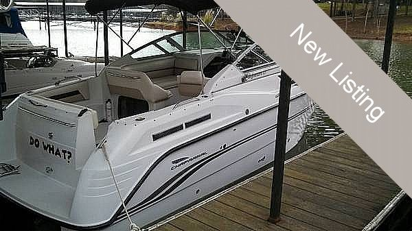 Used Chaparral 27 Express Cruiser Boat For Sale