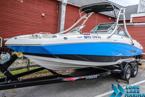 Used Nauticstar 203DC Sport Deck Boat For Sale