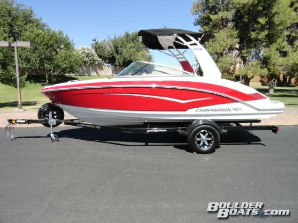 New Chaparral 203 Vortex VR203 Vortex VR Jet Boat For Sale
