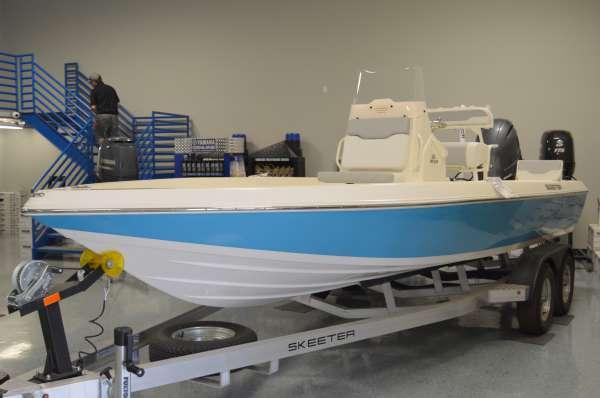 New Skeeter SX-210 Bay Boat For Sale