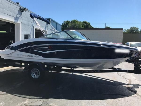 Used Chaparral VORTEX 203 VR Jet Boat For Sale
