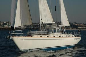 Used Celestial Bluwater 48 Ketch Sailboat For Sale