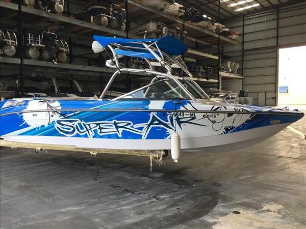 Used Nautique Ski and Wakeboard Boat Ski and Wakeboard Boat For Sale