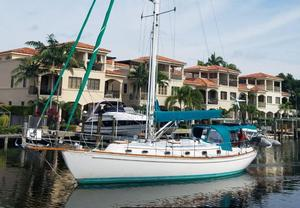 Used Shannon 43 Cruiser Sailboat For Sale