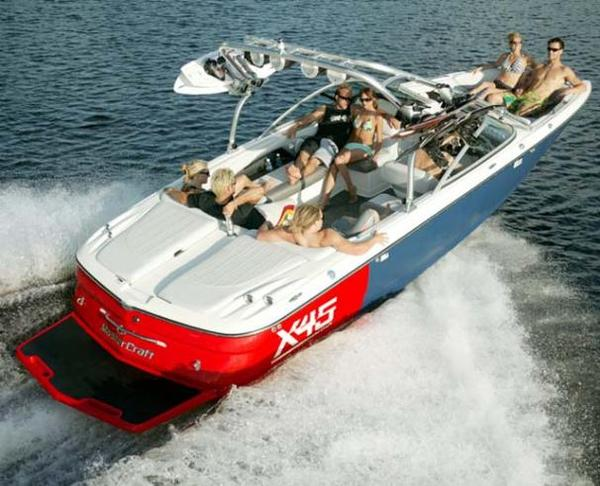 Used Mastercraft Runabout Boat For Sale