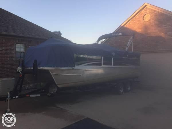 Used Yamaha Sun catcher LX22 SE Pontoon Boat For Sale