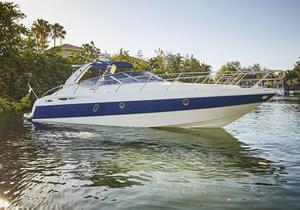 Used Cranchi Endurance Express Cruiser Boat For Sale