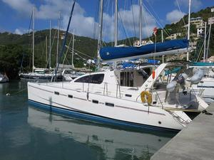 Used Robertson And Caine Leopard 42 Catamaran Sailboat For Sale