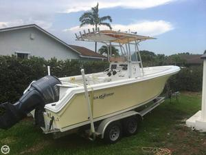Used Sailfish 236 Center Console Fishing Boat For Sale
