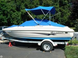 Used Larson SEI 190 (Ski N Fish) Bowrider Boat For Sale