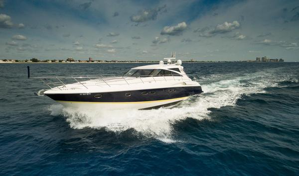 Used Princess V58 Motor Yacht For Sale