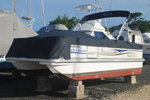 Used Bennington With Fiberglass Pontoons F21 Sedona Pontoon Boat For Sale