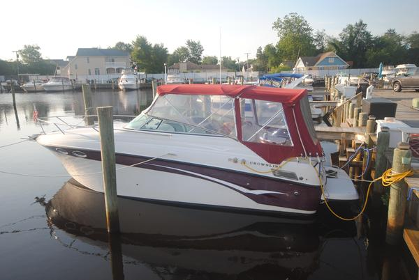 Used Crownline 262 CR Cruiser Boat For Sale
