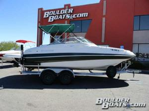 Used Four Winns 214 Funship Deck Boat For Sale