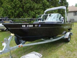 Used Lund Rebel 1650 Other Boat For Sale