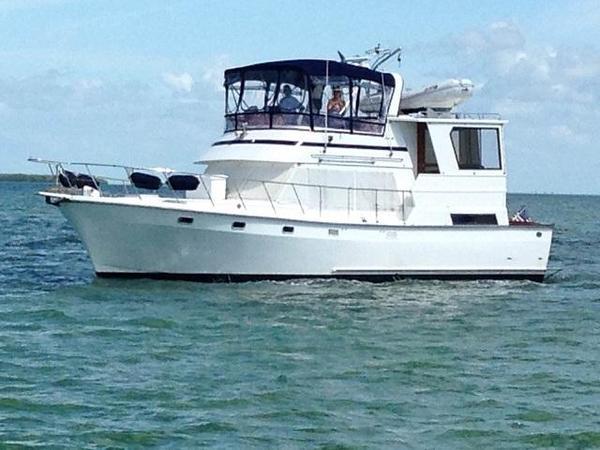 Used Nova Marine CPMY Trawler Boat For Sale