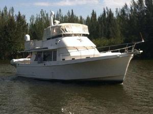 Used Ocean Alexander 45 Classico Sedan Motor Yacht For Sale