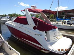 Used Monterey 290 Cruiser Boat For Sale