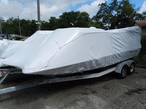 New Hurricane FunDeck 216 RE OB Deck Boat For Sale