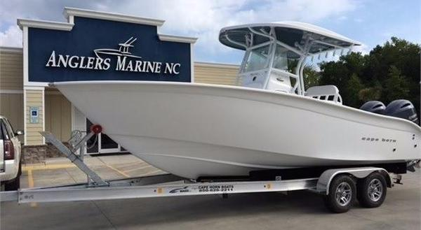 New Cape Horn 24XS Center Console Fishing Boat For Sale