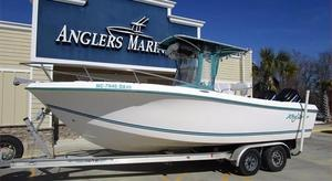 Used Key Largo 24 Center Console Fishing Boat For Sale