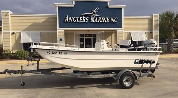 Used Carolina Skiff Center Console Fishing Boat For Sale
